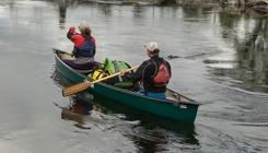 bargain canoes