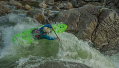 White water kayaks bargain sale