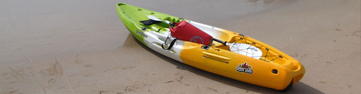 Sit on Top Canoe Accessories | Kayaks & Paddles Canoe Shop