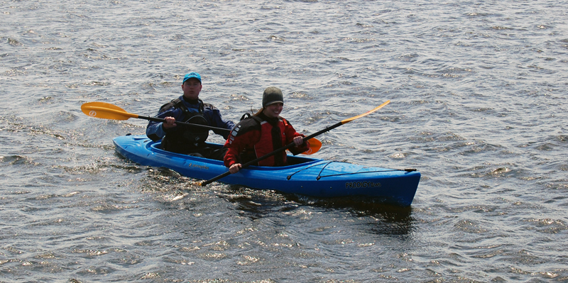 Buy Touring Kayak