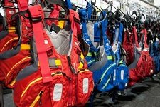Kayaks and Paddles Plymouth - Buoyancy Aids PFDs