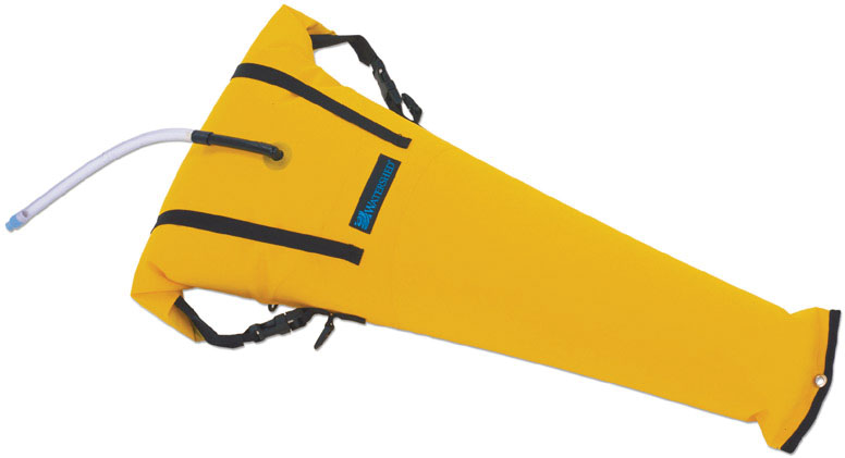 Tandem Canoe Float Bags For Touring