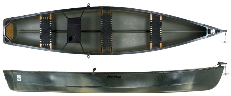 Old Town Canoes Predator 150 From Kayaks And Paddles Canoe