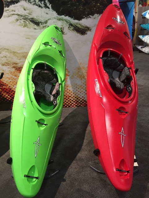 Dagger Kayaks Nomad White Water Creeker From Kayaks And