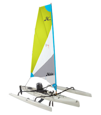 Kayak hobie adventure