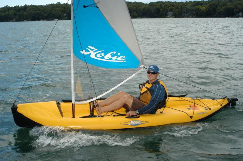 Hobie Kayaks I12s 2018 Inflatable Hobie Kayak