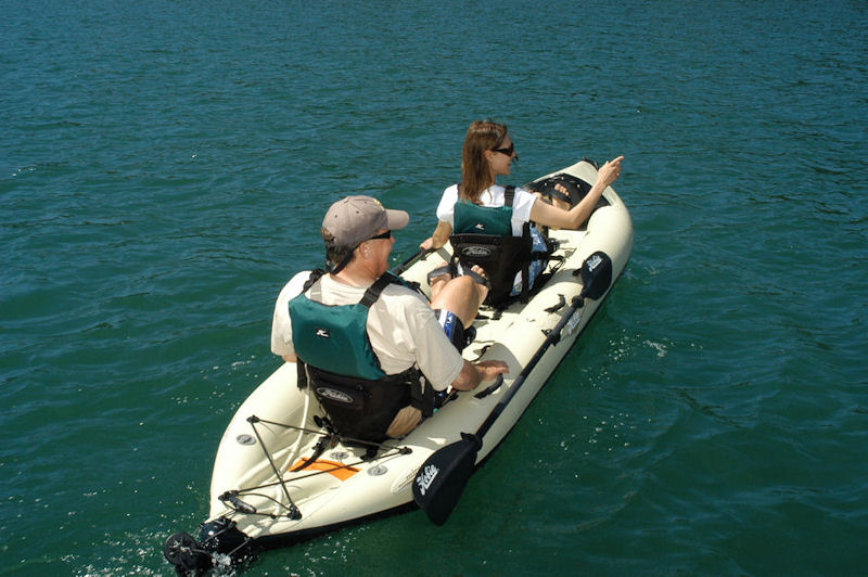 Hobie Kayaks I14t 2019 Inflatable Hobie Kayak