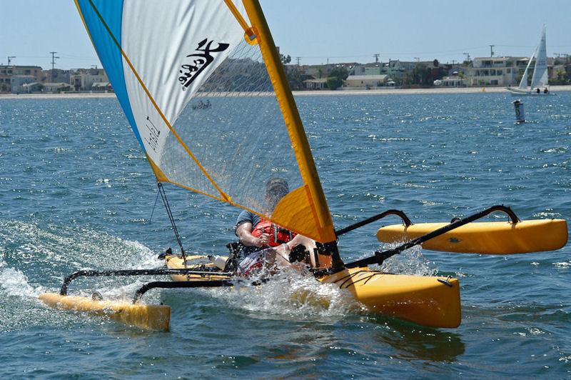 Hobie Cat Catamaran For Sale