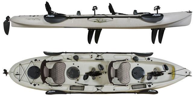 Hobie Outfitter Hobie Miragedrive Kayaks