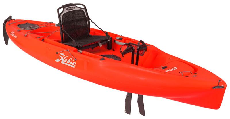 Hobie Kayaks Outback 2018 Kayak From Kayaks And Paddles