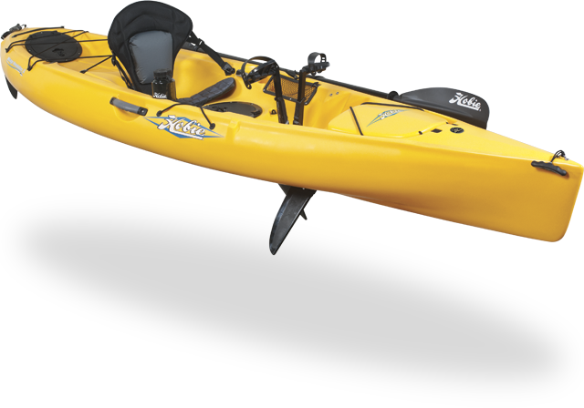 Hobie kayaks revolution kayak from kayaks and paddles for Hobie fishing kayak