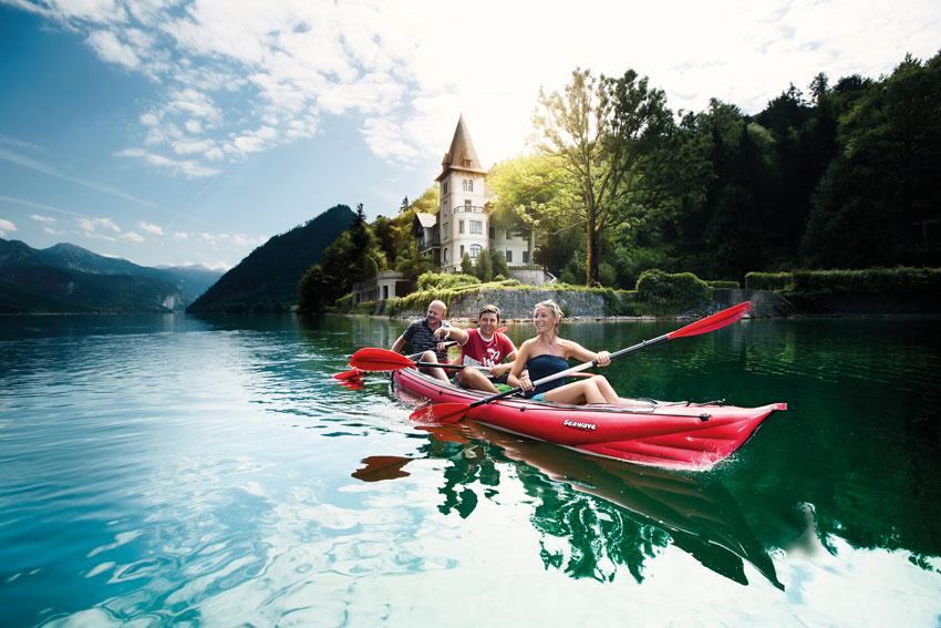 Gumotex Seawave Inflatable Kayak Kayaks And Paddles