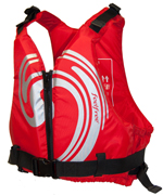 Feelfree Buoyancy Aid - Red/Silver in Large/Extra Large Sizing
