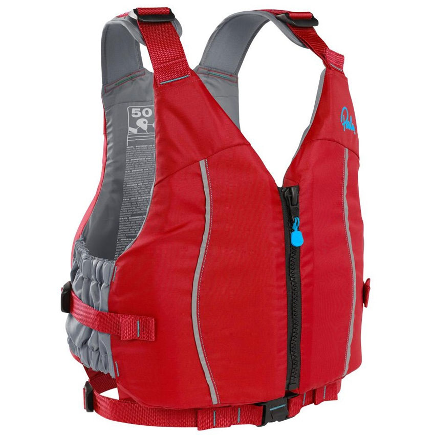 Palm quest buoyancy aid kayaks paddles for Best kayak fishing pfd