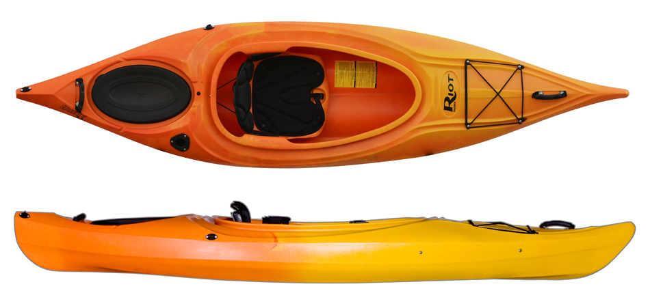 Riot Quest 9 5 | Recreational Touring Kayaks