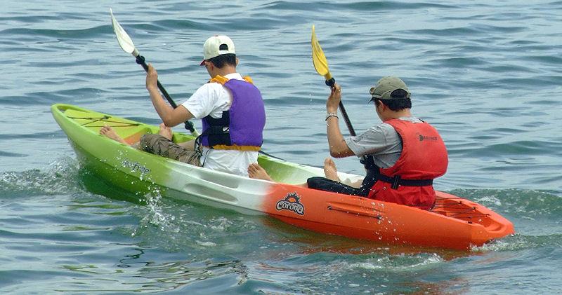 Feel Free Corona From Kayaks And Paddles Canoe Shop