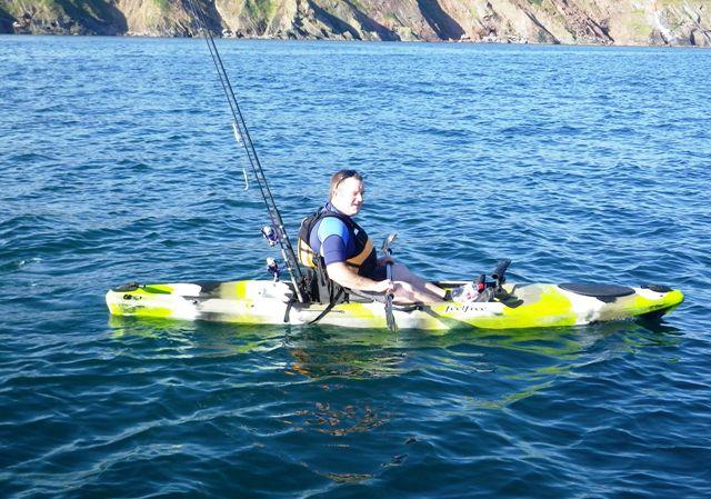 Feelfree fish n tour fishing sit on top kayaks for Most stable fishing kayak