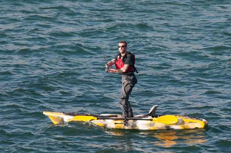 Feelfree lure 11 5 angler freshwater fishing kayaks for Freshwater kayak fishing