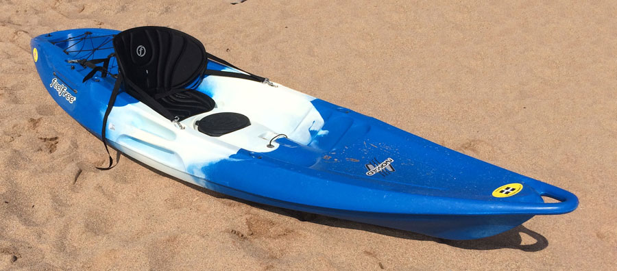 Feelfree Nomad Sport Sit On Top Kayaks