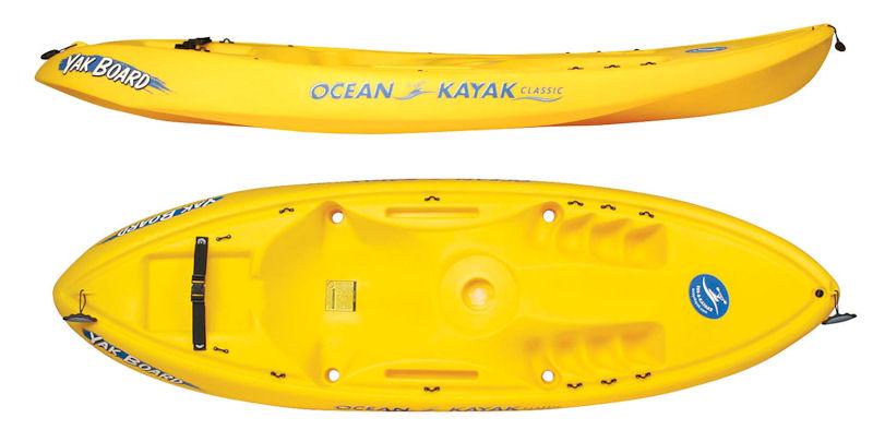 Ocean Kayak Yak Board