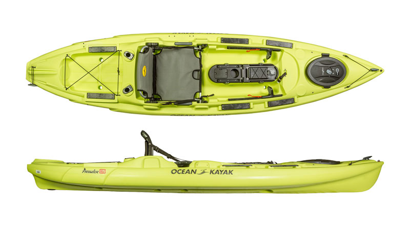 The Ocean Kayaks In Lemongrass