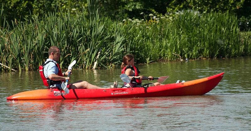 Kayak On Roof >> Perception Gemini Comfort | Double Sit On Top Kayaks