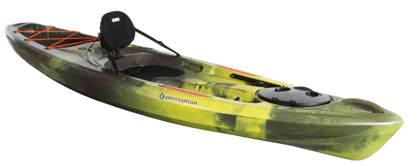 Perception Pescador 10 | Sit On Top Kayaks