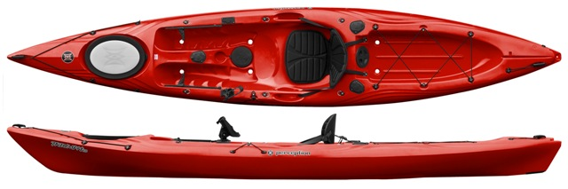 Perception Triumph 13 Angler | Fishing Kayaks
