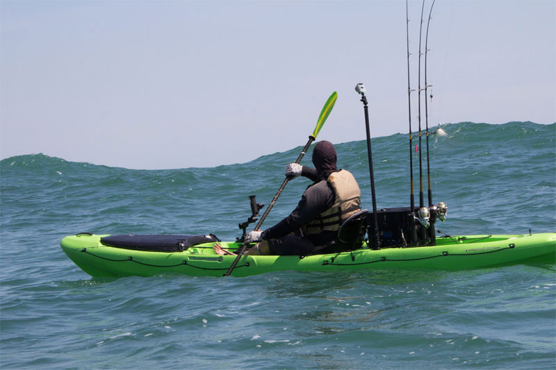 Wilderness Systems Thresher 140 Sit On Top Fishing Kayaks