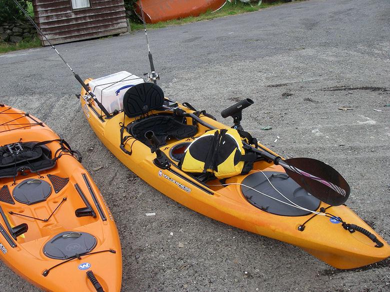 Wilderness Systems Tarpon 120 | Sit On Top Kayaks