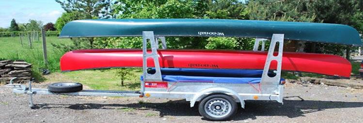 Kayak And Canoe Trailers