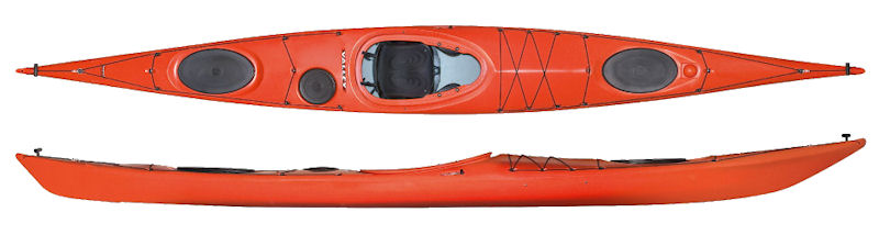 Valley Aquanaut RM Sea Kayaks from Kayaks and Paddles Canoe Shop