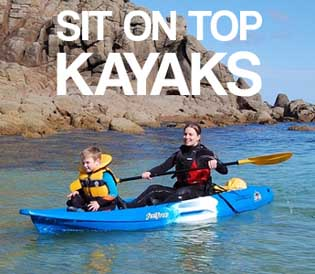 Sit On Top Kayaks For Sale at Kayaks & Paddles